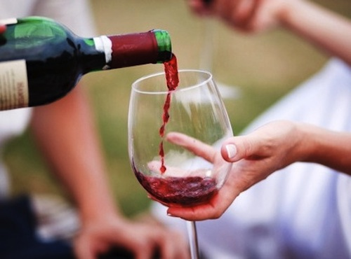 Types of red wines