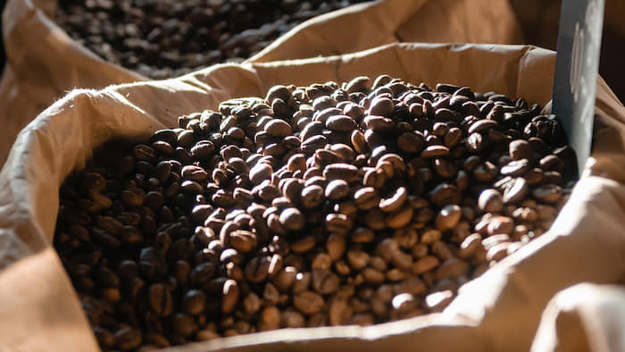 Quá trình rang cà phê và các cấp độ rang