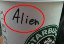 Starbucks cố tình viết sai tên khách hàng @@