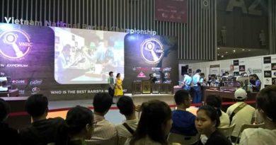100 doanh nghiệp tham gia Triển lãm Việt Nam Café Show 2017