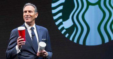 Phong cách lãnh tạo truyền cảm hứng của cựu CEO Startbucks: Howard Schultz