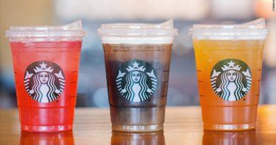 Trước những tác hại của đồ nhựa đến môi trường biển, hãng cà phê Starbucks quyết định tiên phong loại bỏ ống hút nhựa để nâng cao ý thức của người dân về bảo vệ môi trường.